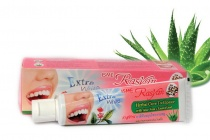Тайская зубная паста Isme Herbal Clove Toothpaste Extra White